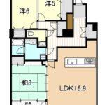 ライオンズマンション彦三町 503号室